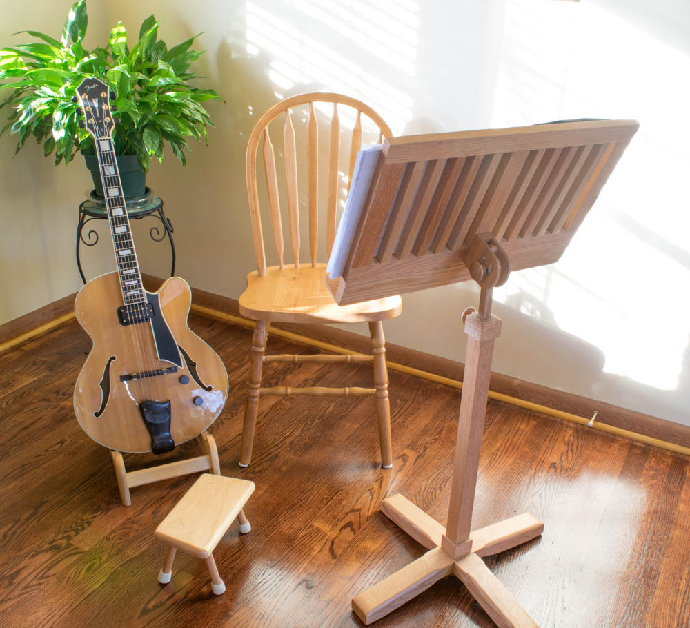 The Good Foot guitar footrest is a furniture-quality handmade wooden stool for your right or left foot. It is designed to elevate your guitar to a ... & Footrest- islam-shia.org
